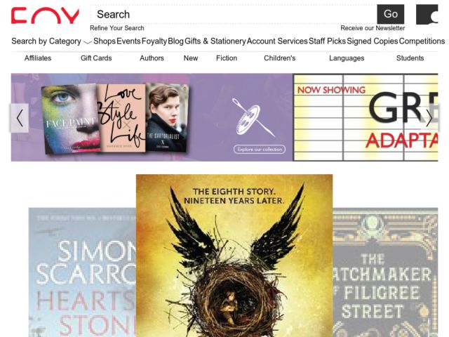 Coupons for Foyles for Books