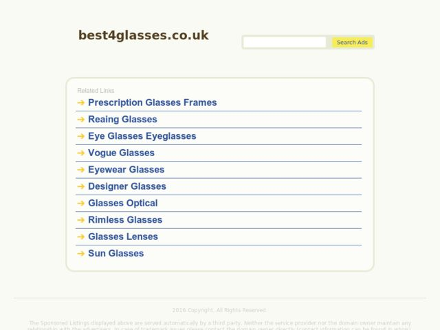 Coupons for Best4Glasses