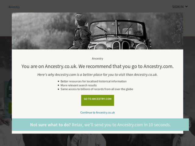 Ancestry coupon code