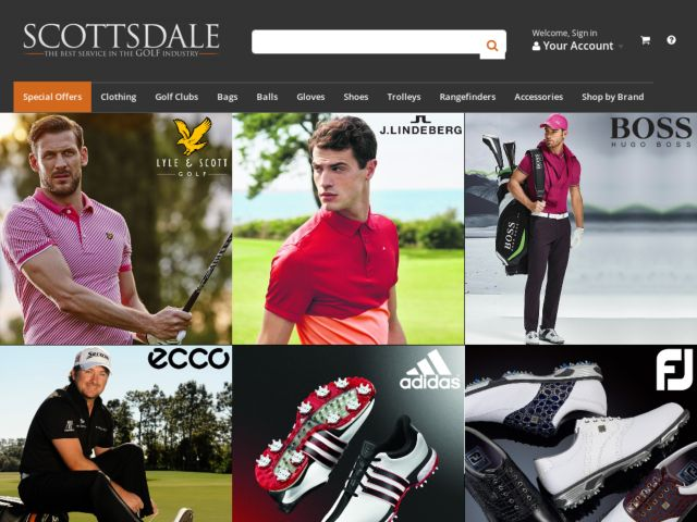 Coupons for Scottsdale Golf