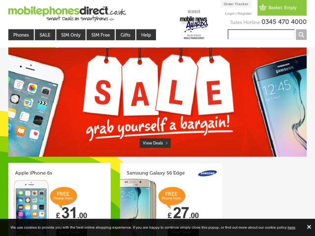 Coupons for Mobile Phones Direct