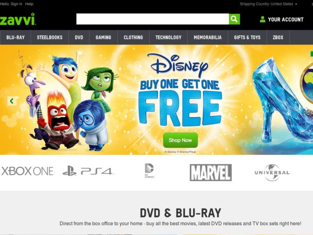 Coupons for Zavvi