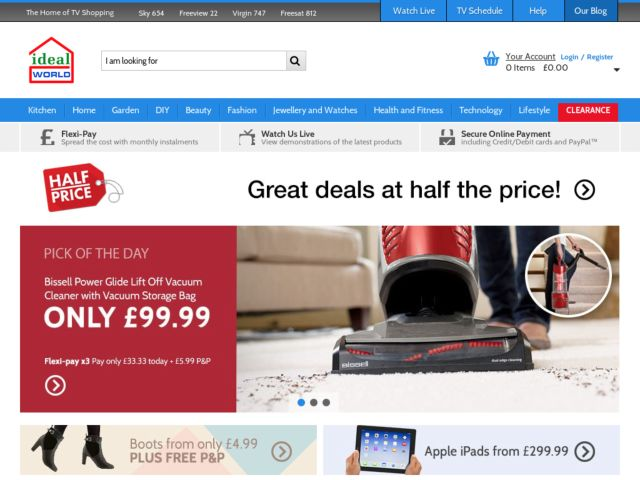 Coupons for Ideal World