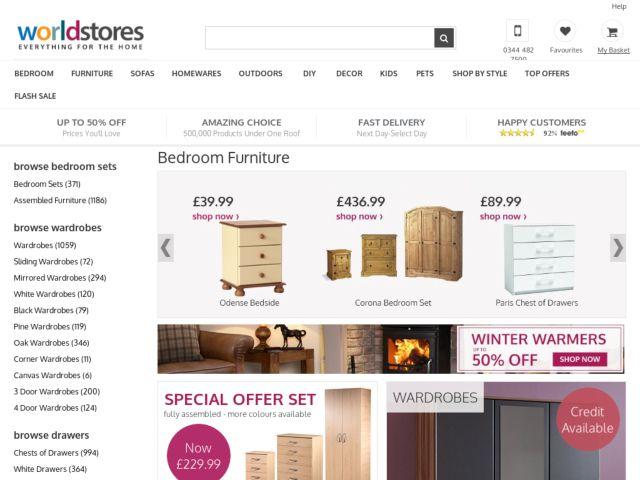 bedroom furniture world customer reviews