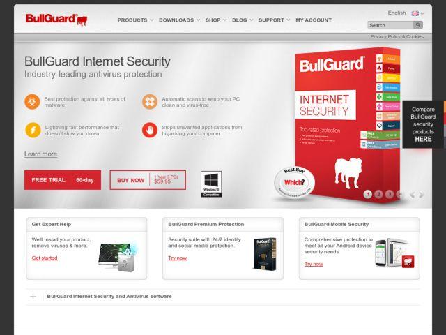 Coupons for Bullguard.com