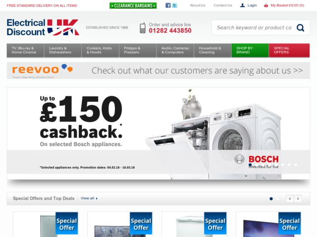 Coupons for Electrical Discount