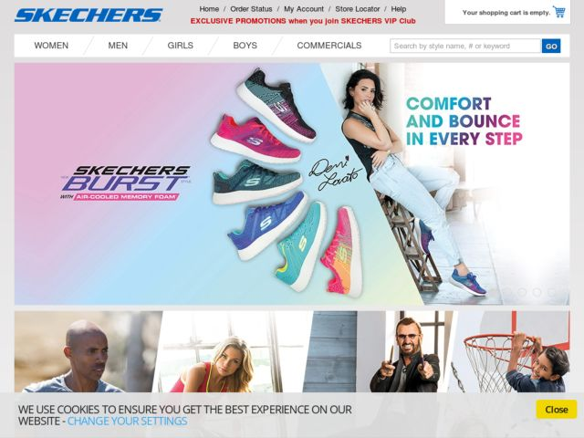 Skechers outlet coupons uk