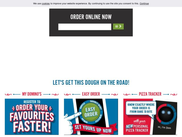 Dominos Discount Codes. At The Independent we offer the best Dominos coupon codes you can find helmbactidi.ga don't miss out on your favourite pizza place as it just got more irresistible now that you.