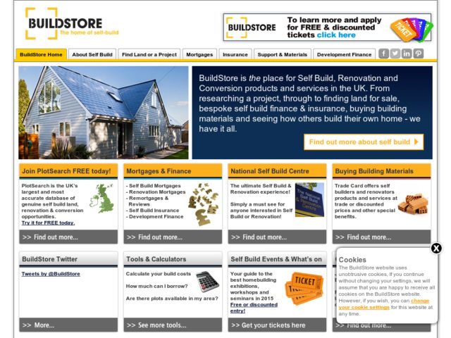 Coupons for Buildstore