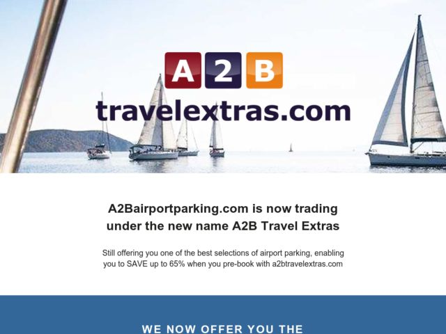 Coupons for A2B Airport Parking