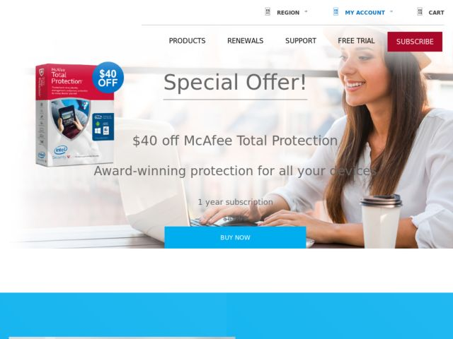 McAfee Promo Codes & Discount Codes December % Tested Codes · Free Competitions · Updated Daily · 5, Brands30,+ followers on Twitter.