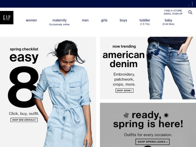Coupons for GAP