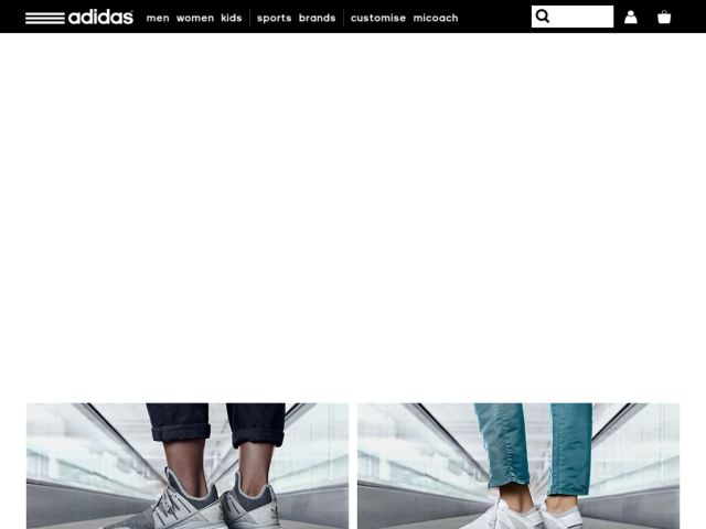 Coupons for Adidas Shop