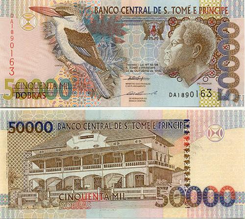 Sao Tome Principe Dobra
