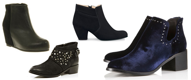 AW12 Must Have: The Ankle Boot