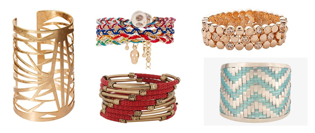 Arm Candy for Summer