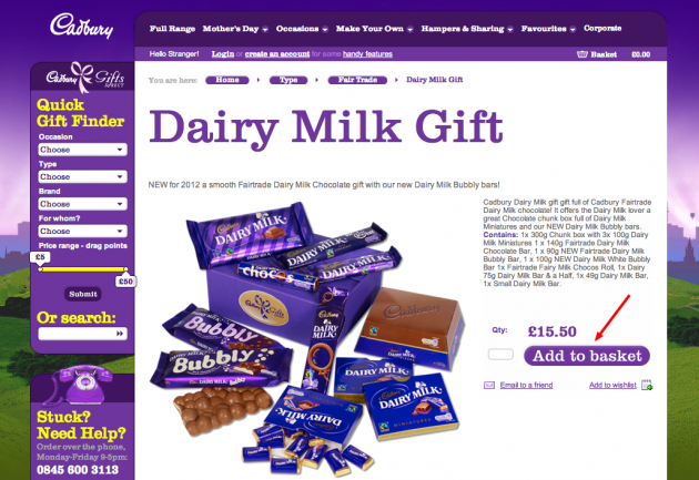 Cadbury World Discount Codes. Get big discounts with 29 Cadbury World coupons for December , including Cadbury World promo codes & 26 deals. Cadbury World coupon codes and deals give you the best possible prices when shop at fonodeqajebajof.gq go to fonodeqajebajof.gq