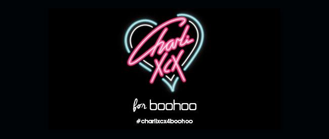 Boohoo Collaborates with Charli XCX