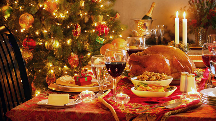 Image result for festive dinner