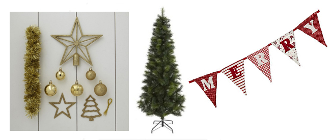 Decorate Your House for Christmas on the Cheap