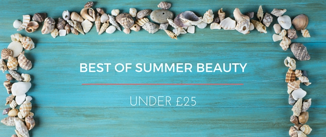 Best of Summer Beauty Under 25 Pounds