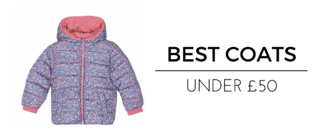 Best Coats Under 50 Pounds