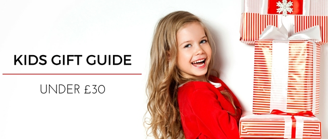 Kids Gifts Under 30 Pounds