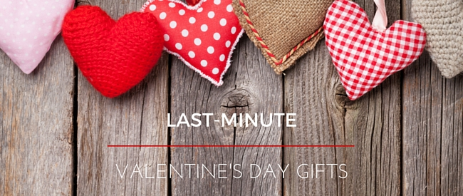 Last-Minute Valentine's Day Gift Guide