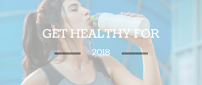 Get Healthy for 2018