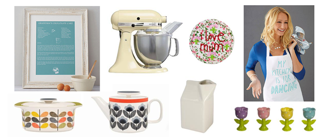 Mother's Day Gift Guide: The Domestic Goddess