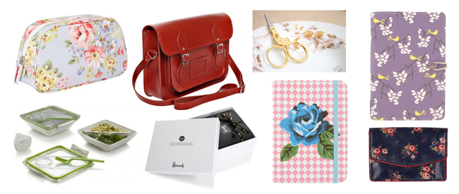 Mother's Day Gift Guide: The Girl on the Go
