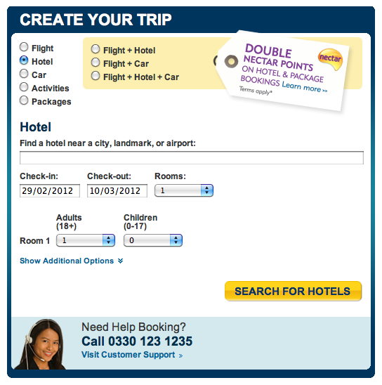 Coupon for expedia flights discount