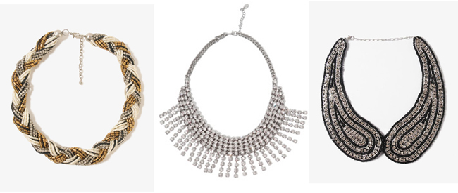 Statement Necklaces for Autumn/Winter