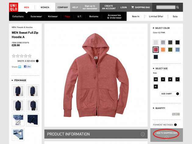 Looking for UNIQLO UK Discount Code? Here you come to the right place. ExtraSelected is a website for providing professional shopping promotions, your best money-saving expert.
