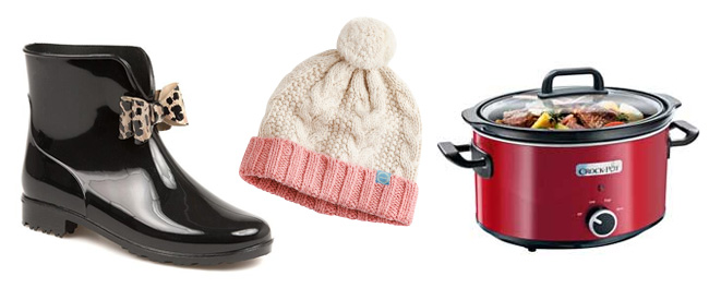 All Your Winter Essentials for Less Than £150