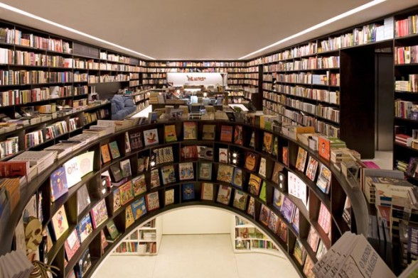 A Few of my Favourite Things: Bookshops