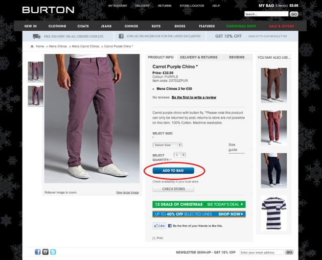 Burton coupon code