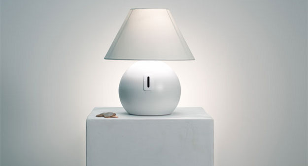Coin Lamp