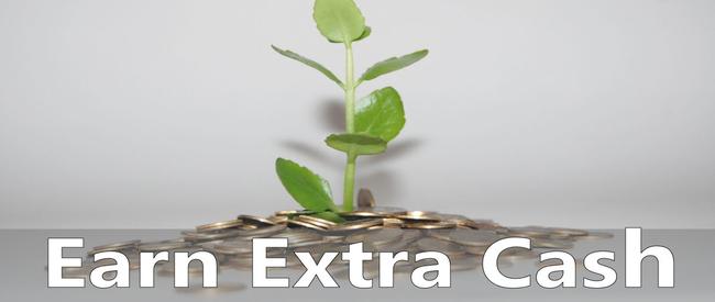 How To Make Some Extra Cash