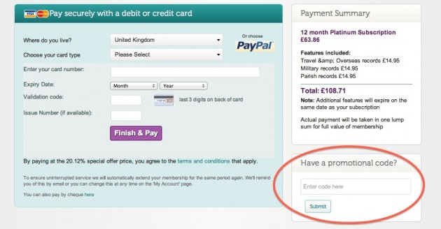 How to get bdo credit card promo code