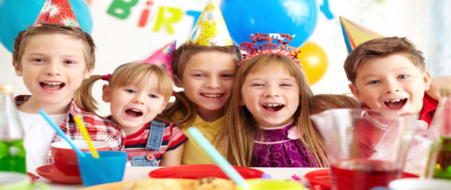 How to Save Money on Kids Parties