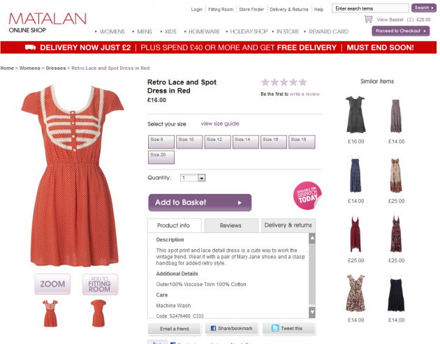 Amazing Matalan Discount Code Tricks. Hover over the