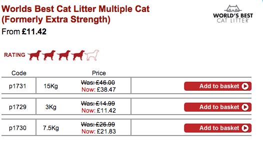 Pet Supermarket is one of the most visited online pet stores in the UK, and for good reason. First off, it is home to a complete selection of pet supplies, making it a one-stop destination for pet owners. More importantly, the company offers unbelievable discounts on everybody's favorite pet products.