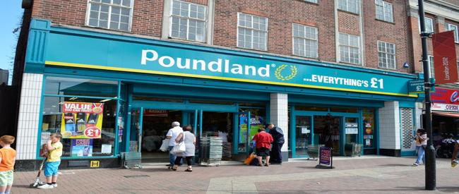 Bargain Shops
