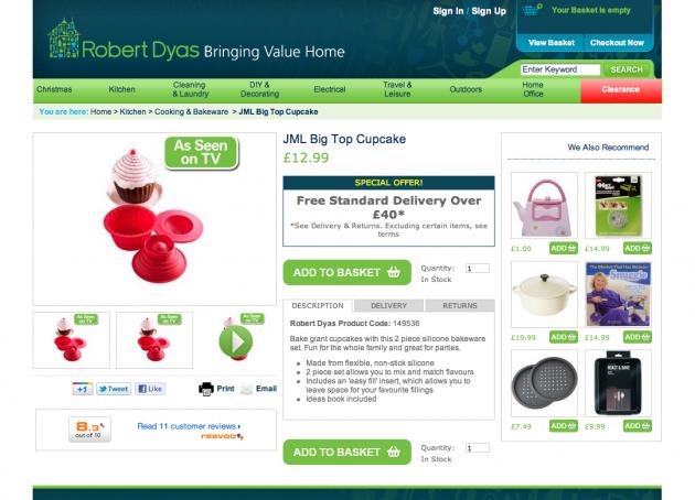 Robert dyas discount coupons