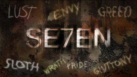 7 Modern Day Deadly Sins