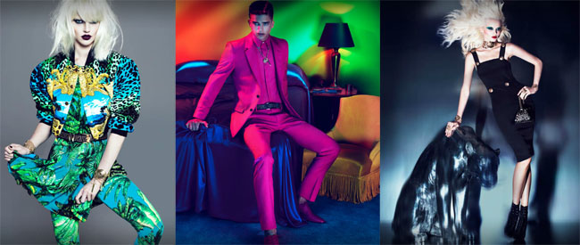 Get Excited: Versace for H&M