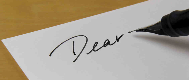 Writing to Manufacturers